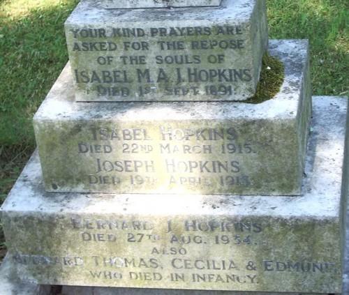 Hopkins of Erdington